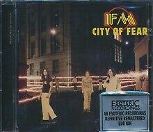 IDz - FM - City Of Fear - CD - New