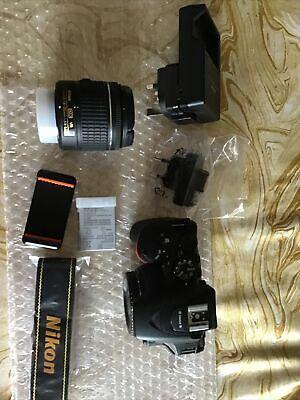 Nikon D MP Digital SLR Camera - Black (Kit with