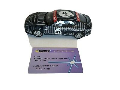 Hornby Scalextric C Maserati Trofeo Limited Edition.