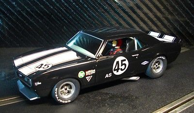 PIONEER SLOT CAR UNBOXED CHEVY CAMARO Z-28 - COMPATIBLE WITH