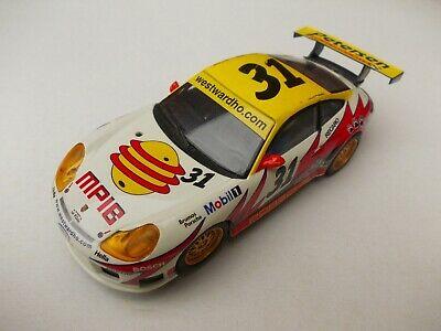 SCALEXTRIC C PORSCHE 911 GT3R WESTWARD HO IN NEAR MINT