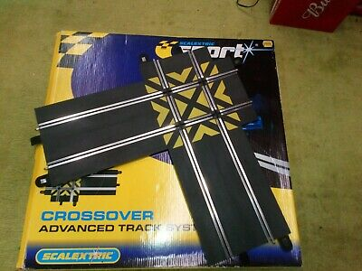 SCALEXTRIC SPORT TRACK C° ANGLE CROSSOVER DIGITAL or