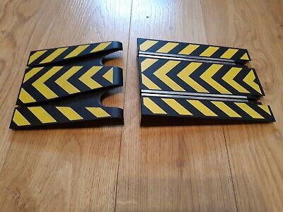 SCALEXTRIC TRACK LEAP RAMPS STRAIGHTS RAMP L & M