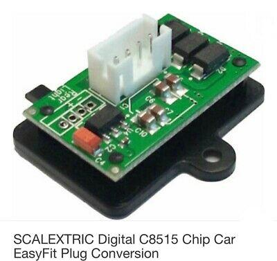 Scalextric C Easy-Fit Digital Plug Chip Conversion