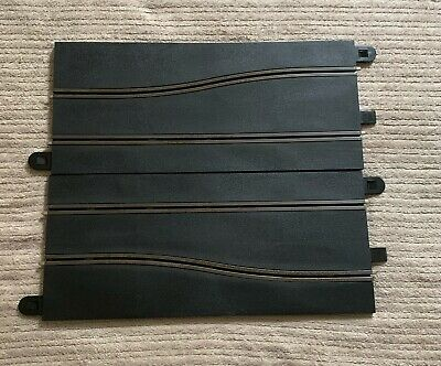 Scalextric C Sport Track Pair of Side Swipe Straights
