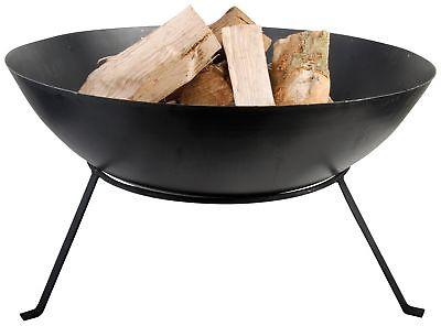 Esschert Design Outdoor Fire Bowl 59cm Metal Campfire
