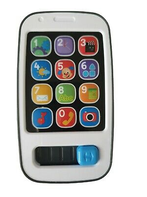 Fisher-Price Laugh and Learn Smart Phone Toy