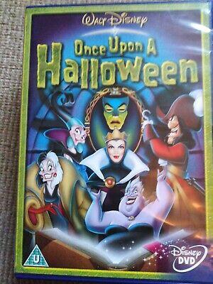 Once Upon A Halloween - (Animated) Walt Disney