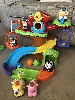 VTech  Toot Toot Drivers And Animals Deluxe Track