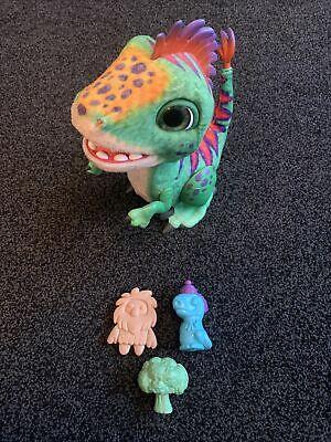 Hasbro FurReal Baby Munchin Rex Dinosaur Kids Dino Toy 35+