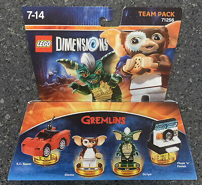 LEGO Dimensions  Gremlins Team Pack Rare Brand New And