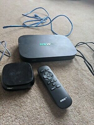 NOW TV Hub Two - Wireless AC Router Plus Now TV box with