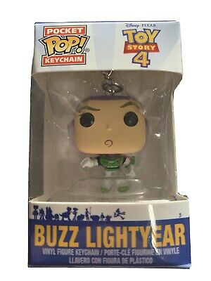 OFFICIALLY LICENSED FUNKO TOY STORY 4 BUZZ LIGHTYEAR POCKET