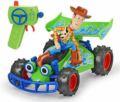 Toy Story Disney Pixar 4-RC Buggy with Woody 1: 24 Scale