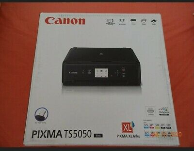 Canon Pixma TS All in One Wireless Printer BRAND NEW AND