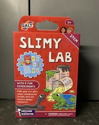 Galt SLIMY LAB Kids Educational Toy - Brand New