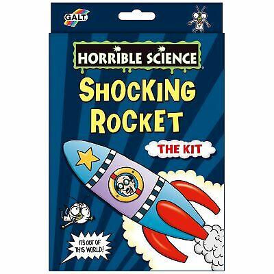 Galt Toys Horrible Science Shocking Rocket