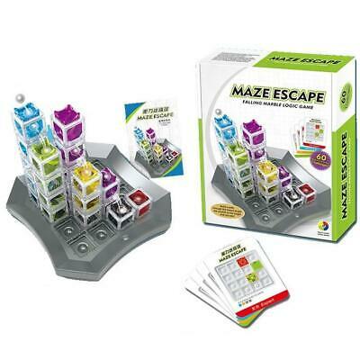 Gravity Maze Escape Game Logic Educational 44