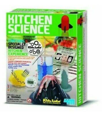 Kitchen Science Kit Kidz Labs Childrens Kitchen Science