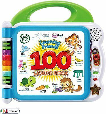 Leap Frog Learning Friends 100 Words Book│Kid's Pre School