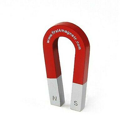 Magnet Expert Traditional Alnico Horseshoe Magnet - 1kg Pull