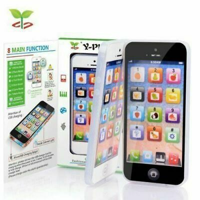 Toy Phone Smart Phone Baby Children's Educational Learning