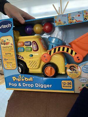 VTech  Pop-a-Ball Pop and Drop Digger