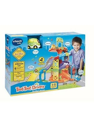 Vtech Baby Toot-Toot drivers Parking Tower 1-5 years BRAND