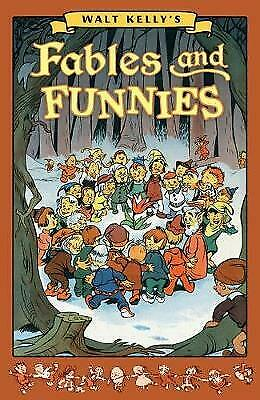 Walt Kelly's Fables And Funnies, Walt Kelly
