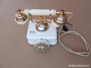 ANTIGUO TELEFONO de TELEFONICA Modelo ESTILO de los años 70
