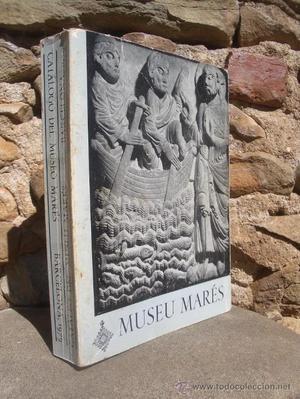 CATÁLOGO DEL MUSEO MARÉS, Ed. Ayuntamiento de Barcelona