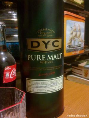 DYC PURE MALT.
