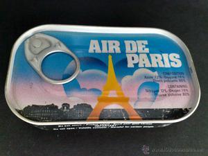 LATA DE CONSERVA-AIRE DE PARIS-SIN ABRIR (MADE IN FRANCIA)