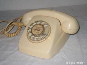 Teléfono antiguo (Citesa- Málaga)