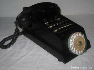 Teléfono antiguo Francés, Años 50