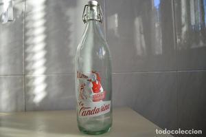 botella gaseosa la candasina