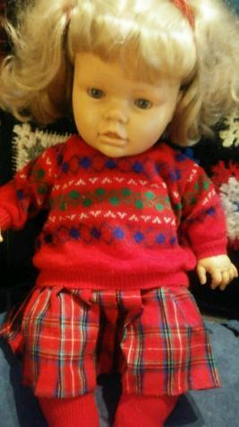 muñeca de Berjusa