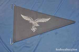 Alemania III Reich. Banderín para automóvil de la