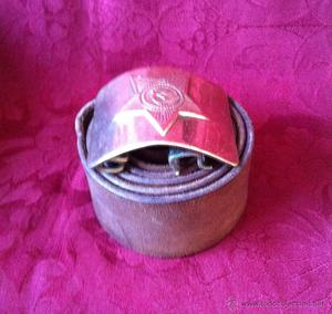 Cinturon del ejercito sovietico