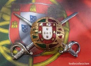 GRAN MEDALLA DE GORRA DE LA GUARDIA PRESIDENCIAL DE LA EPOCA