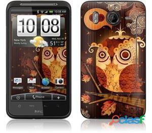 GelaSkin HTC Desire HD The Enamored Owl