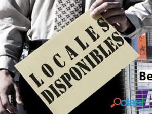 LOCAL COMERCIAL DE 300 M2 ACONDICINADO