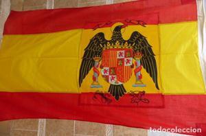 Pabellon de combate(bandera de buque)Epoca de Franco. 152x95