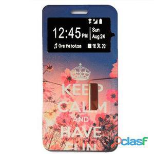 X-One Funda Libro Samsung S6 Edge Keep