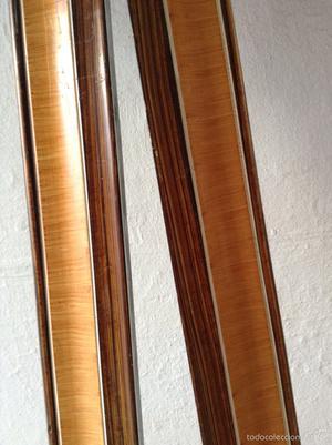 Barra de cortina posot class - Barras de cortinas de madera ...