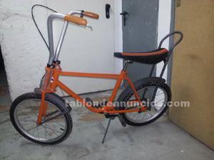 Bicicleta clasica tipo chopper alexander