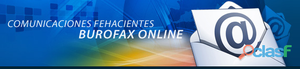 Burofax Servicio de envío en línea con Notificad @ s