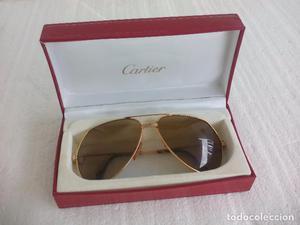 Gafas de sol Cartier Vendome, . Paris. Made in France.