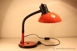 Lámpara Flexo de Sobremesa Vintage