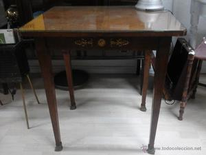 Mesa cocina peque a color madera zamora posot class - Mesa pequena comedor ...
